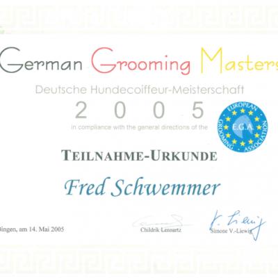 German Grooming Masters