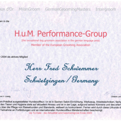 H.u.M. Performance Group