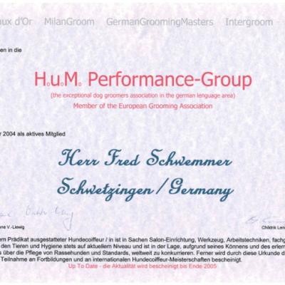 H.u.M. Performance Group